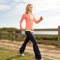Back Of Heel Pain Walking